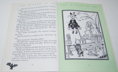 The wizard of oz weekly reader book 2