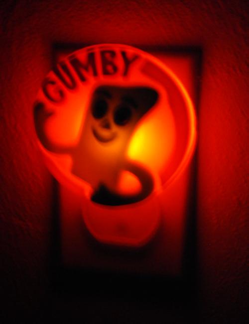 Gumby nitelite x