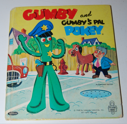 Gumby & pokey whitman book