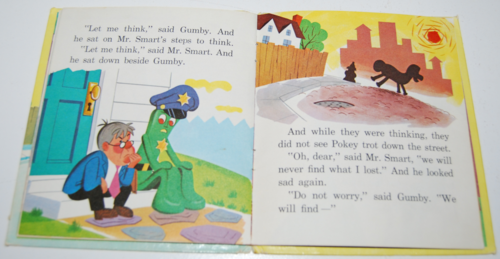 Gumby & pokey whitman book 5
