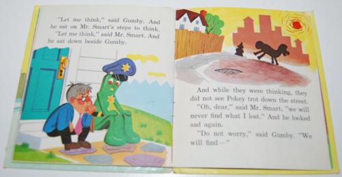 Gumby & pokey whitman book 5