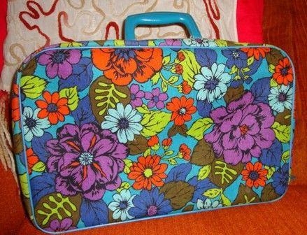 Toxic suitcase