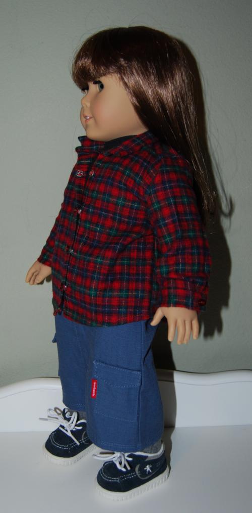 American girl alex 3