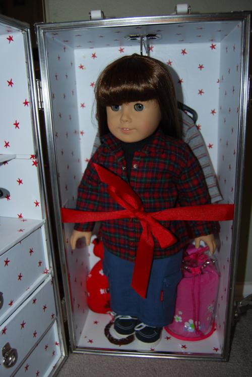 American girl alex