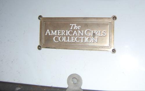 American girl alex 22
