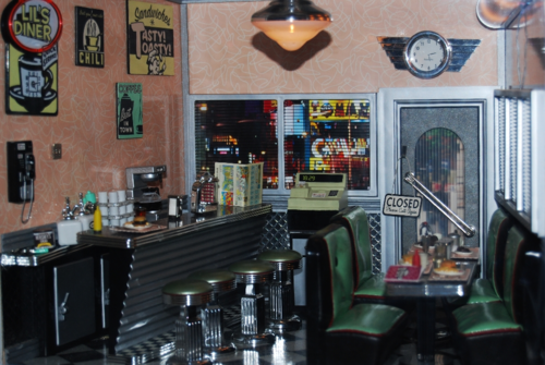 Ag mini's lil's diner