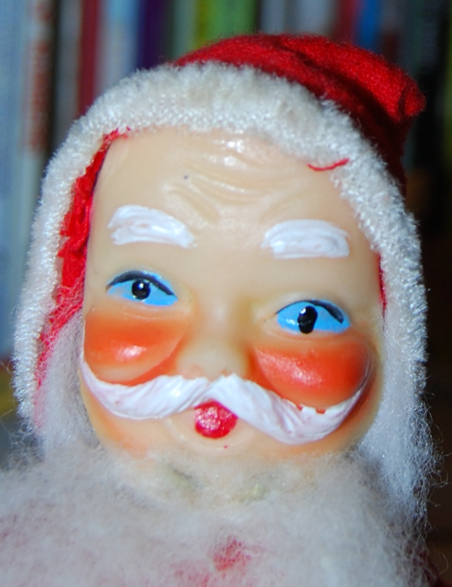 flashback friday favorite ~ vintage santa