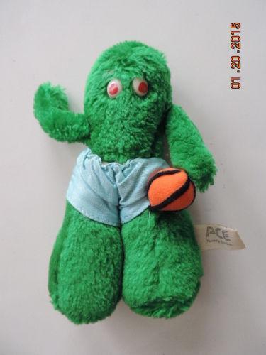 Basketball gumby