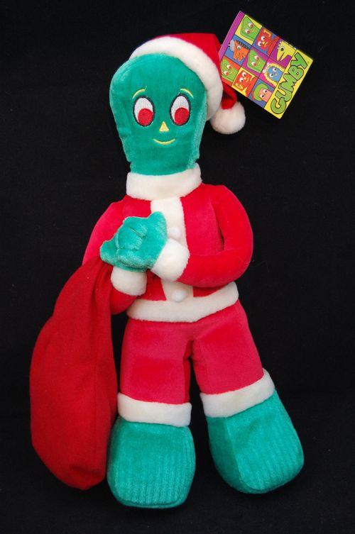 Santa gumby