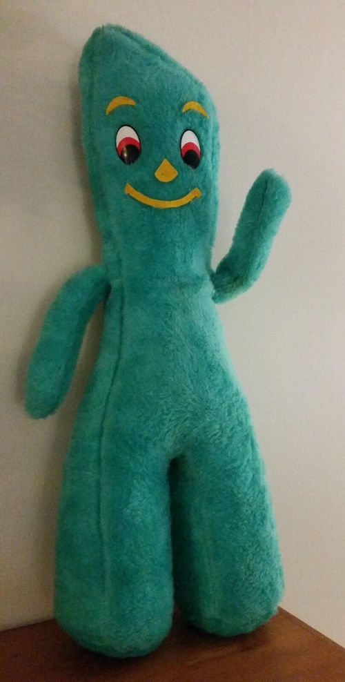 Happy gumby