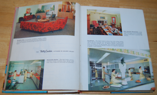 Betty crocker's new picture cook book 1961 2