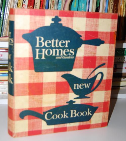 1962 better homes cookbook