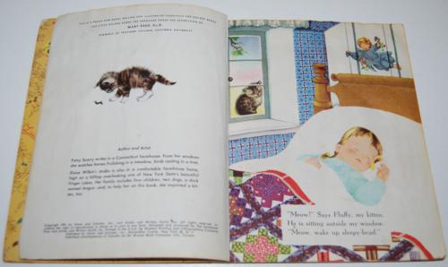 Little golden book my kitten 2