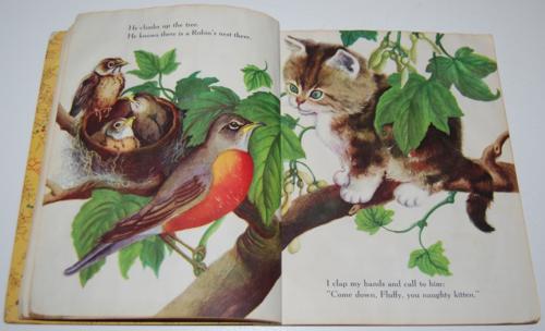 Little golden book my kitten 6