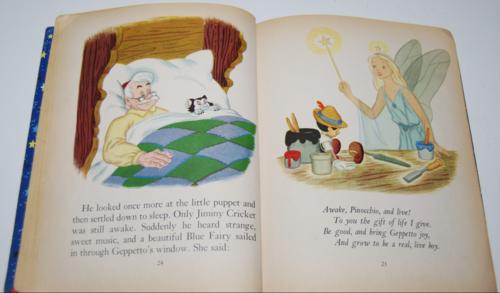 Walt disney storytime giant little golden book 7