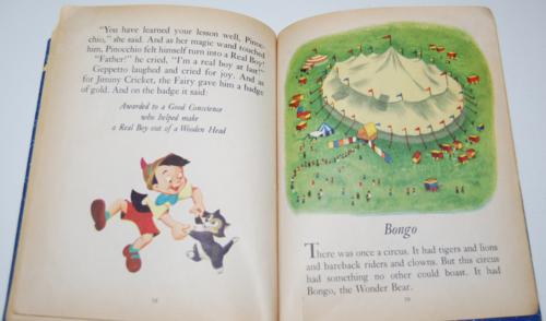 Walt disney storytime giant little golden book 8