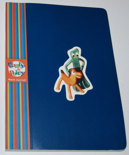 Gumby journal