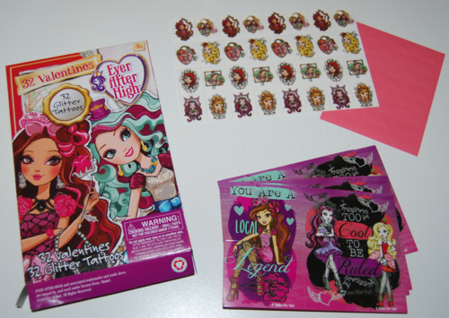 Ever after high valentines 2016 1