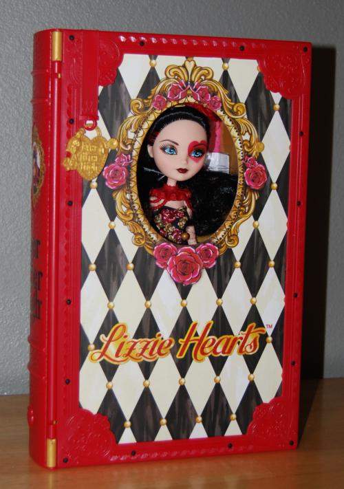 Lizzie hearts spring unsprung book 3