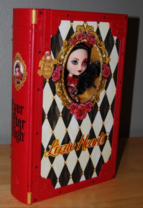 Lizzie hearts spring unsprung book 4