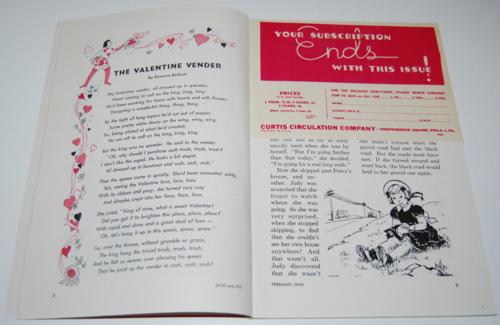 Jack & jill magazine february 1949 2