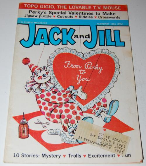 Jack & jill magazine february 1965