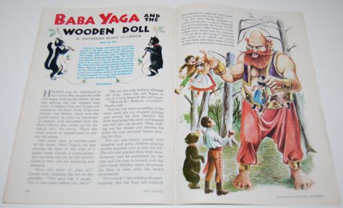 Jack & jill magazine february 1965 11