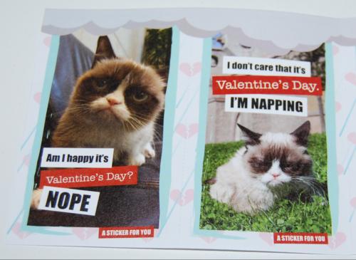 Grumpy cat valentines 6