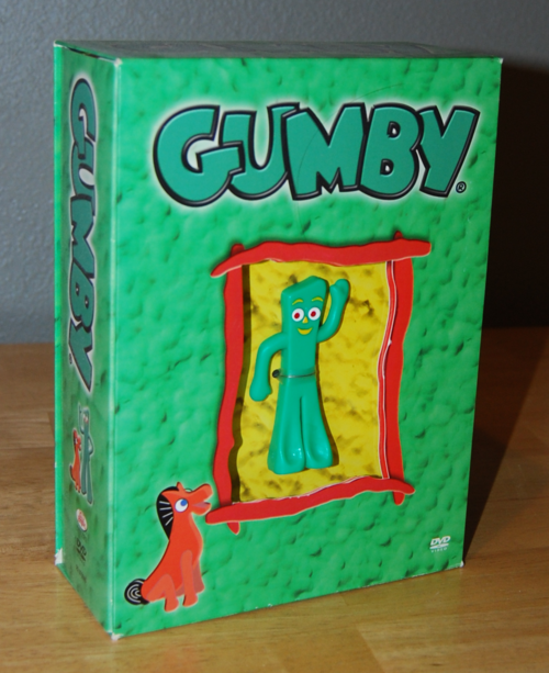 Gumby dvd set
