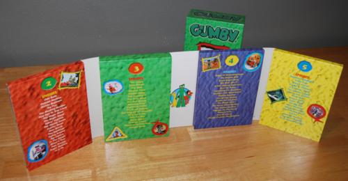 Gumby dvd set 2