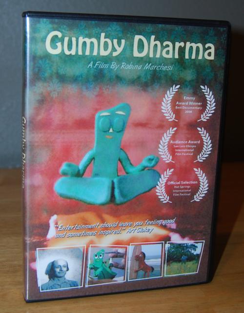 Gumby dharma dvd