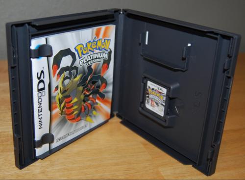 Pokemon ds platinum version 2