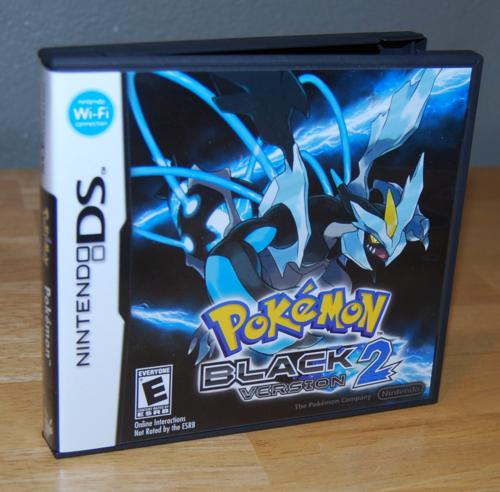 Pokemon black 2 1
