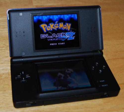 Pokemon black 2 x