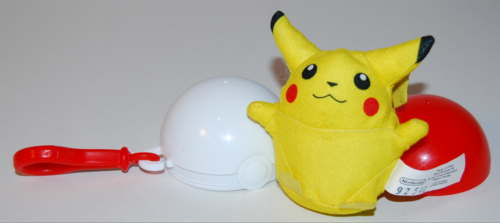 Pokemon burger king toys 4