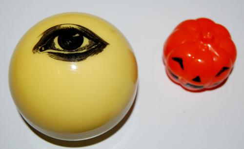 All seeing eyeball