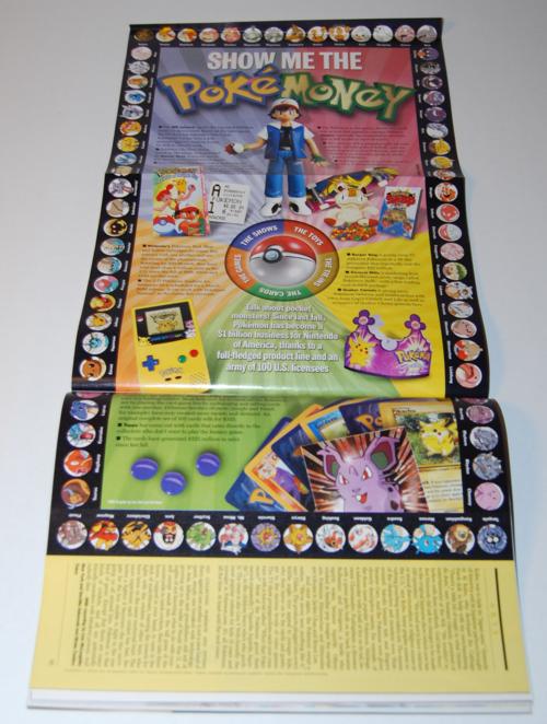 Pokemon pullout