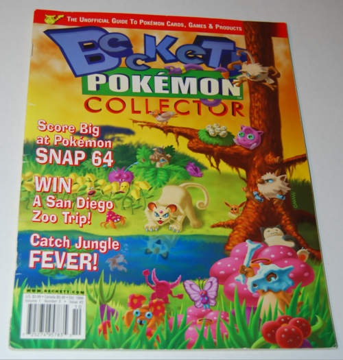 Becket pokemon collector