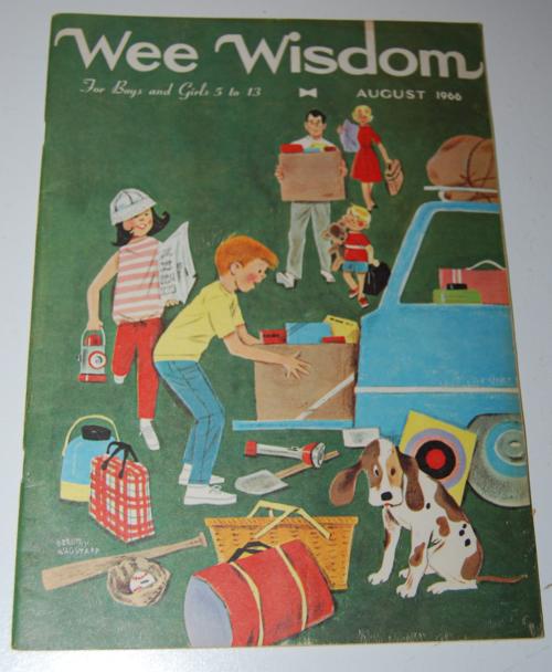 Wee wisdom august 1966