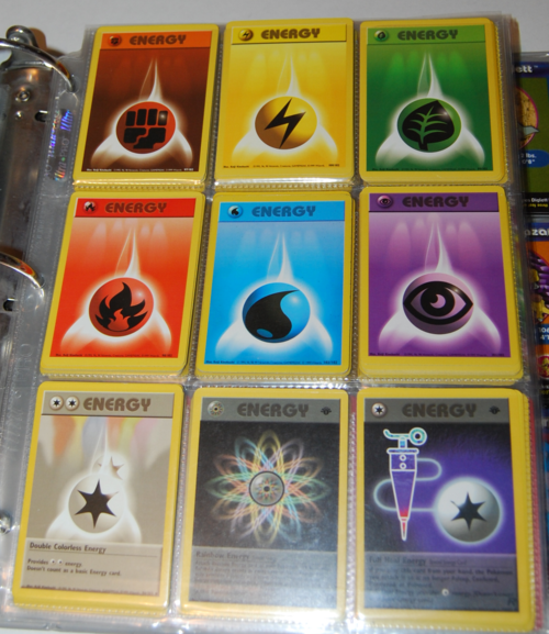 Pokemon cards 20