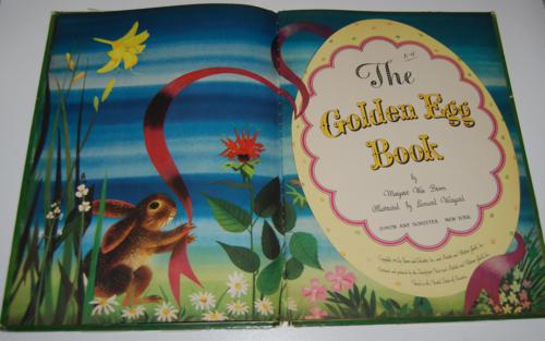The golden egg book 2