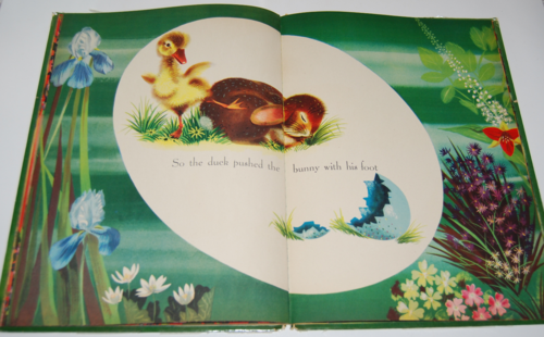 The golden egg book 7