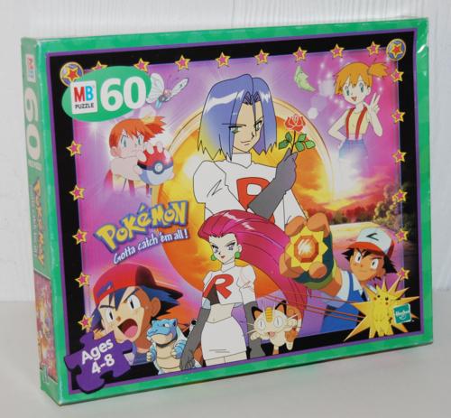 Milton bradley pokemon puzzle