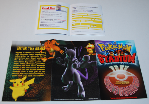 Pokemon stadium offer 1