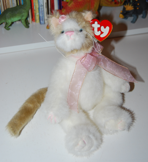 Ty beanie baby cats adelaide