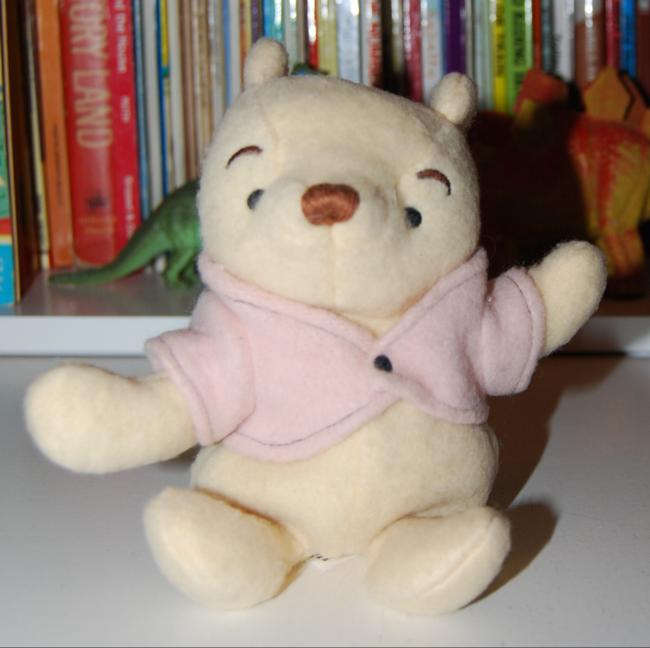winnie the pooh plush toys