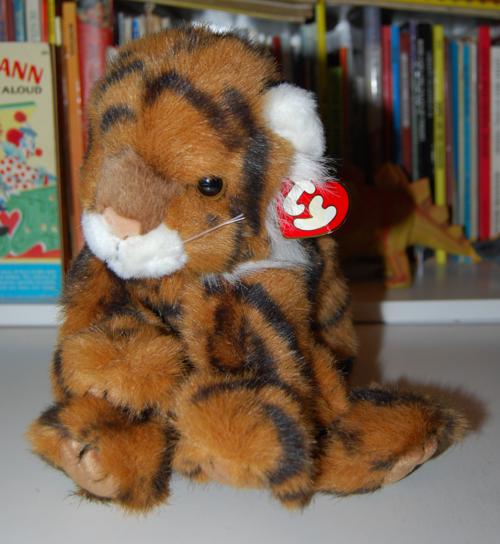 Ty beanie buddies tiger