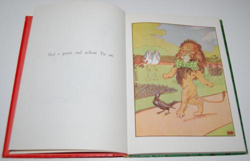 Andersen's fairy tales johnny crows garden4