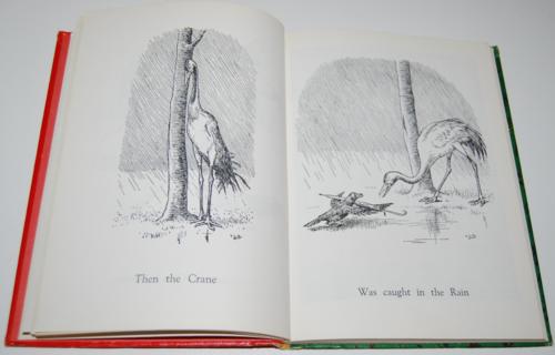 Andersen's fairy tales johnny crows garden5