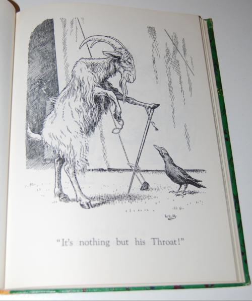 Andersen's fairy tales johnny crows garden9